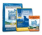 Natural Balance Dog Dry Formulas