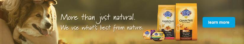 Nature's Recipe - learn more