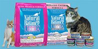 Natural Balance Cat Formulas
