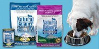 Natural Balance Dog Formulas