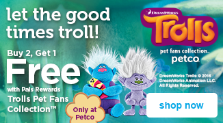 Let the good times troll! Buy 2, Get 1 Free with Pals Rewards - learn more