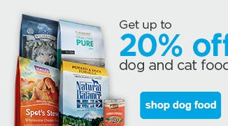 shop dog food