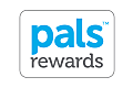 pals rewards - earn 5% back in rewards - learn more