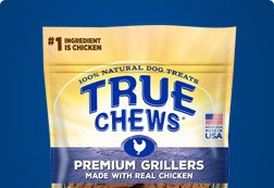 Up to 40% off True Chews Dog Treats - Shop Now