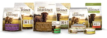 Nature's Variety Home Product Pride Cans