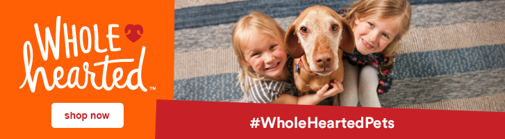 WholeHearted dry dog food - shop now