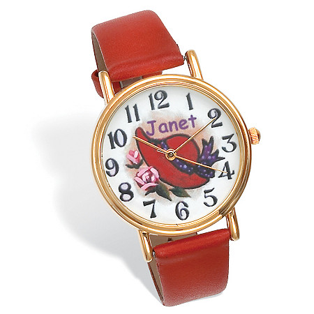 Hat Motif Watch 7
