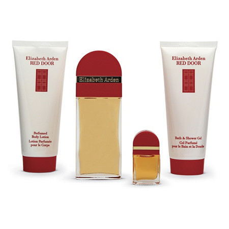 4-Piece Red Door Gift Set