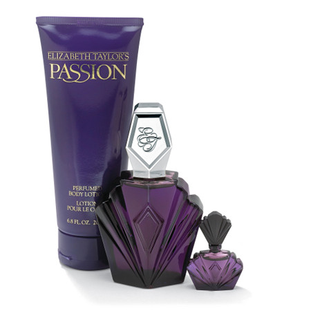 3-Piece Perfume Gift Set Passion by Elizabeth Taylor