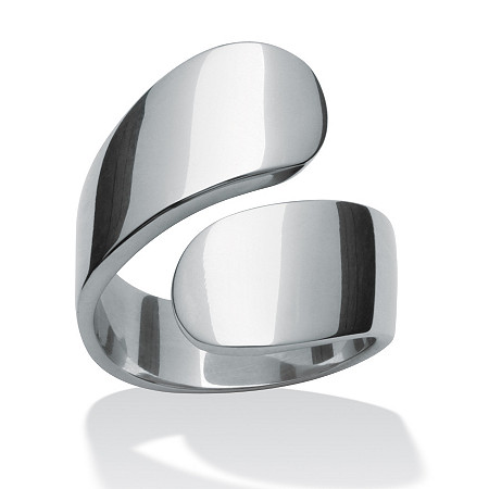 Stainless Steel Bypass Ring