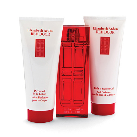 3 Piece Red Door by Elizabeth Arden Gift Set