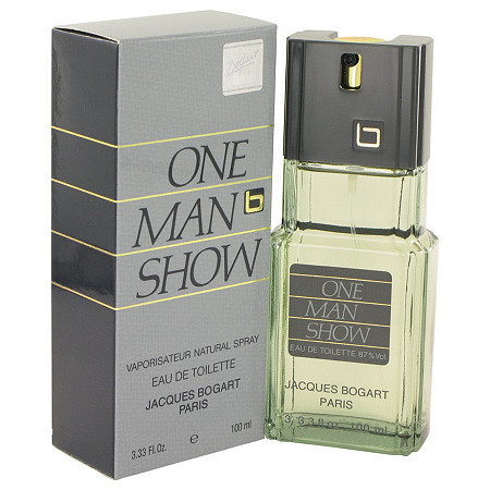 ONE MAN SHOW by Jacques Bogart for Men Eau De Toilette Spray 3.3 oz