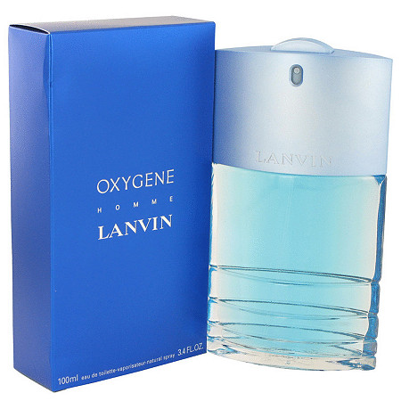 OXYGENE by Lanvin for Men Eau De Toilette Spray 3.4 oz