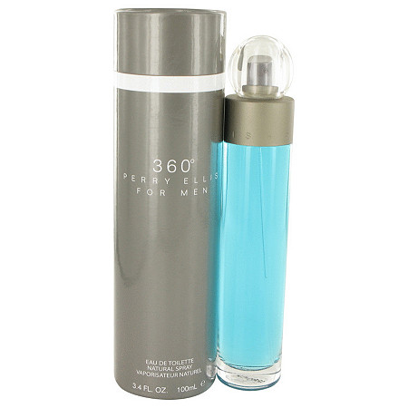 perry ellis 360 by Perry Ellis for Men Eau De Toilette Spray 3.4 oz