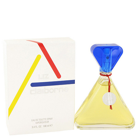 CLAIBORNE by Liz Claiborne for Women Eau De Toilette Spray (Glass Bottle) 3.4 oz