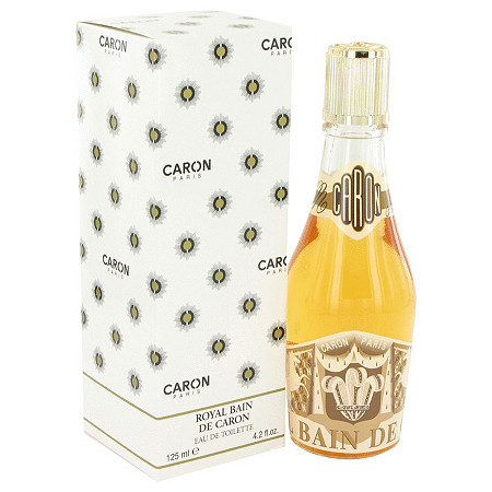 ROYAL BAIN De Caron Champagne by Caron for Men Eau De Toilette 4 oz