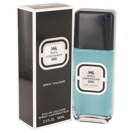 ROYAL COPENHAGEN by Royal Copenhagen for Men Cologne Spray 3.3 oz