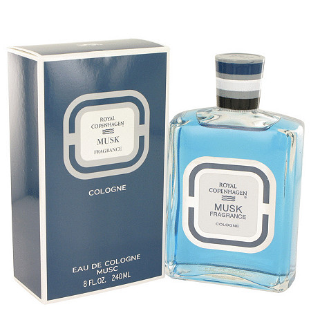 ROYAL COPENHAGEN MUSK by Royal Copenhagen for Men Cologne 8 oz