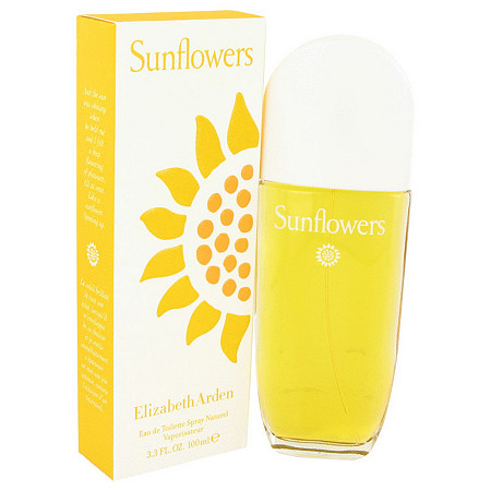 SUNFLOWERS by Elizabeth Arden for Women Eau De Toilette Spray 3.4 oz
