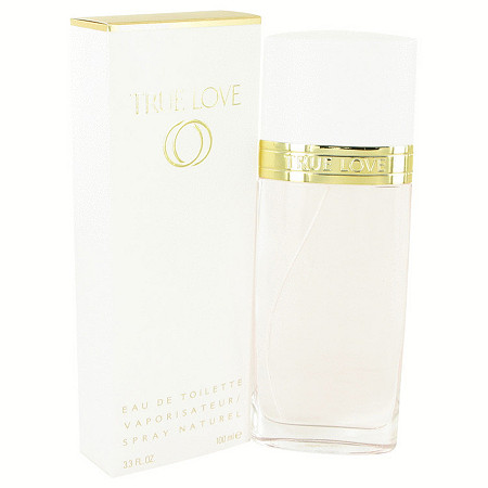 TRUE LOVE by Elizabeth Arden for Women Eau De Toilette Spray 3.3 oz