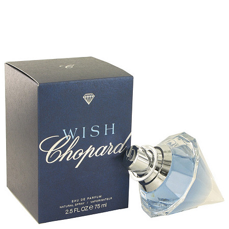 WISH by Chopard for Women Eau De Parfum Spray 2.5 oz