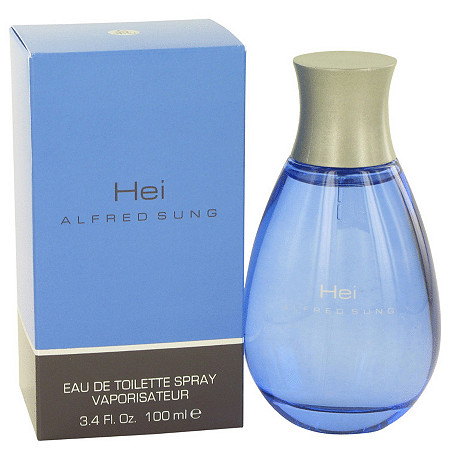 Hei by Alfred Sung for Men Eau De Toilette Spray 3.4 oz
