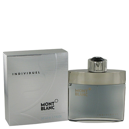 Individuelle by Mont Blanc for Men Eau De Toilette Spray 1.7 oz
