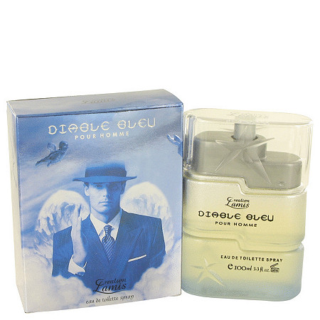 DIABLE BLEU by European Perfume Works for Men Eau De Toilette Spray 3.4 oz