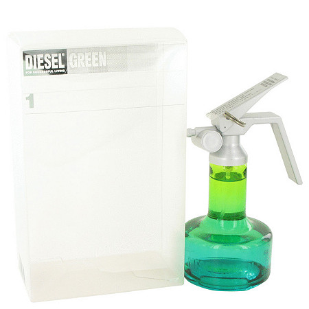 Diesel Green by Diesel for Men Eau De Toilette Spray 2.5 oz