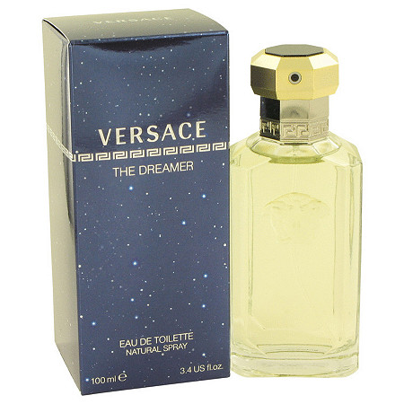 DREAMER by Versace for Men Eau De Toilette Spray 3.4 oz