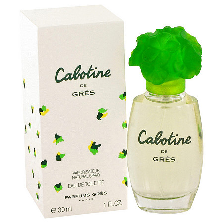 CABOTINE by Parfums Gres for Women Eau De Toilette Spray 1 oz