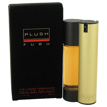 FUBU Plush by Fubu for Women Eau De Parfum Spray 1.7 oz
