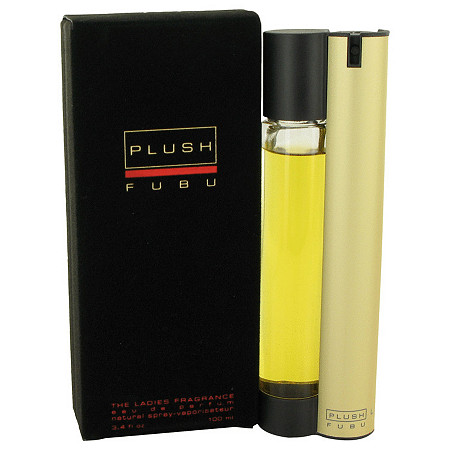 FUBU Plush by Fubu for Women Eau De Parfum Spray 3.4 oz
