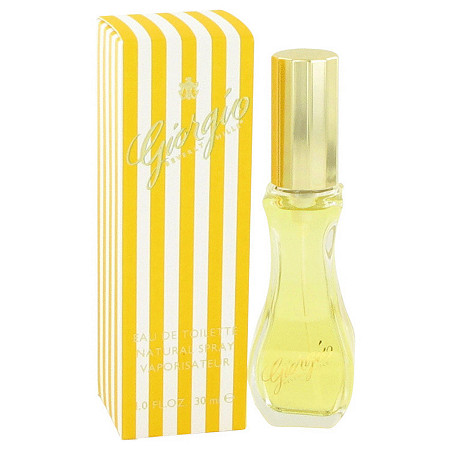 GIORGIO by Giorgio Beverly Hills for Women Eau De Toilette Spray 1 oz