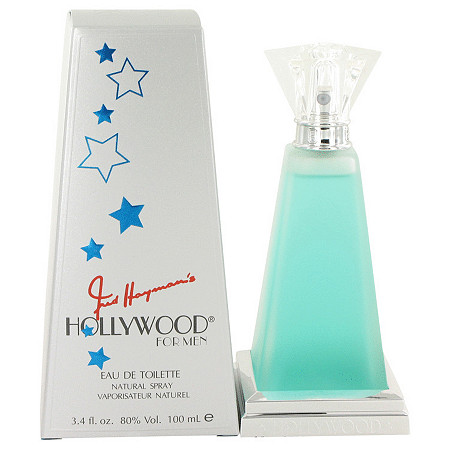 HOLLYWOOD by Fred Hayman for Men Eau De Toilette Spray 3.4 oz