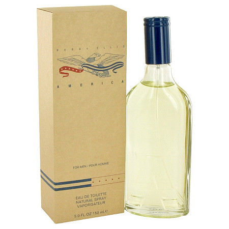 AMERICA by Perry Ellis for Men Eau De Toilette Spray 5 oz