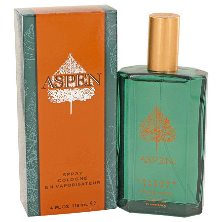 ASPEN by Coty for Men Cologne Spray 4 oz