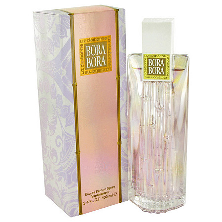 Bora Bora by Liz Claiborne for Women Eau De Parfum Spray 3.4 oz
