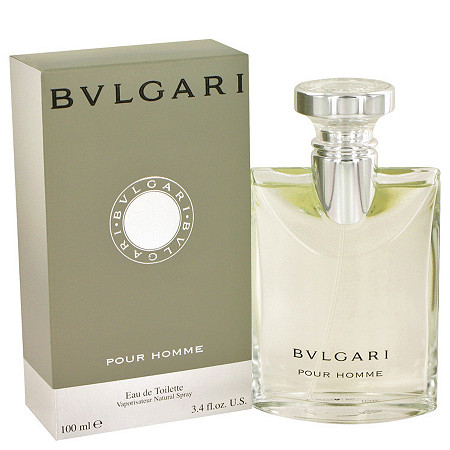 BVLGARI (Bulgari) by Bulgari for Men Eau De Toilette Spray 3.4 oz