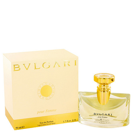 BVLGARI (Bulgari) by Bulgari for Women Eau De Parfum Spray 1.7 oz
