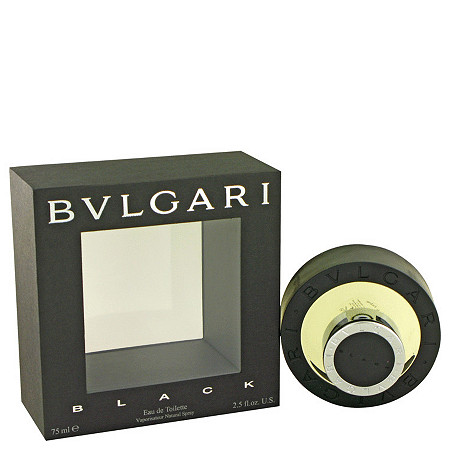 BVLGARI BLACK (Bulgari) by Bulgari for Women Eau De Toilette Spray 2.5 oz