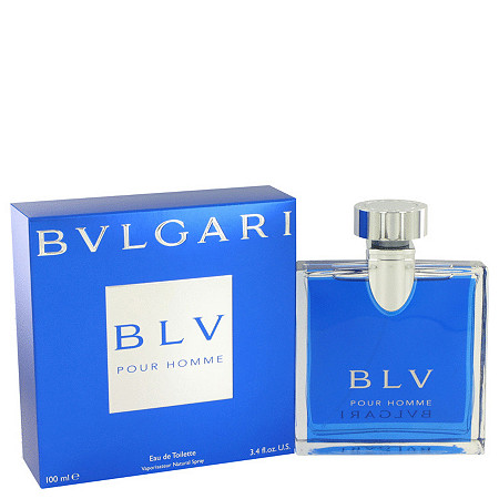 BVLGARI BLV (Bulgari) by Bulgari for Men Eau De Toilette Spray 3.4 oz