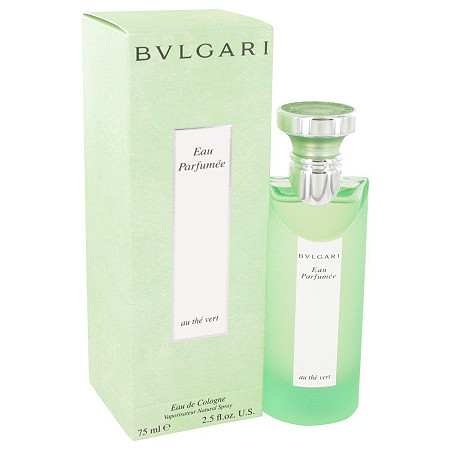 BVLGARI EAU PERFUMEE (Green Tea) by Bulgari for Women Cologne Spray 2.5 oz