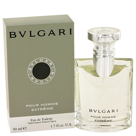 BVLGARI EXTREME (Bulgari) by Bulgari for Men Eau De Toilette Spray 1.7 oz