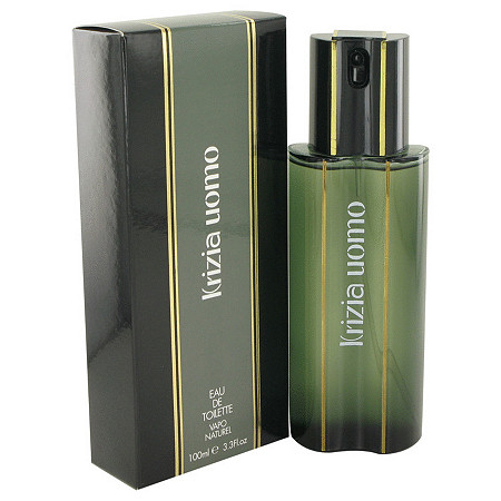 KRIZIA by Krizia for Men Eau De Toilette Spray 3.4 oz