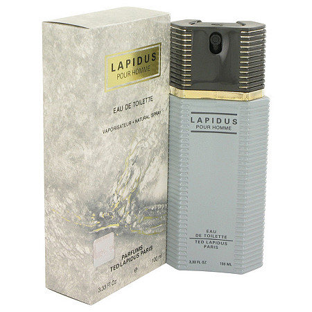 LAPIDUS by Ted Lapidus for Men Eau De Toilette Spray 3.4 oz