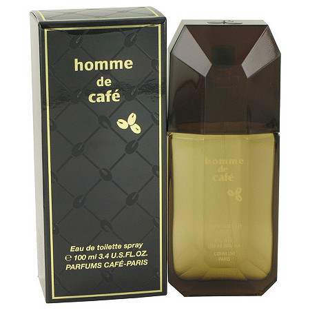 cafÄ by Cofinluxe for Men Eau De Toilette Spray 3.3 oz