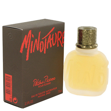 MINOTAURE by Paloma Picasso for Men Eau De Toilette Spray 2.5 oz
