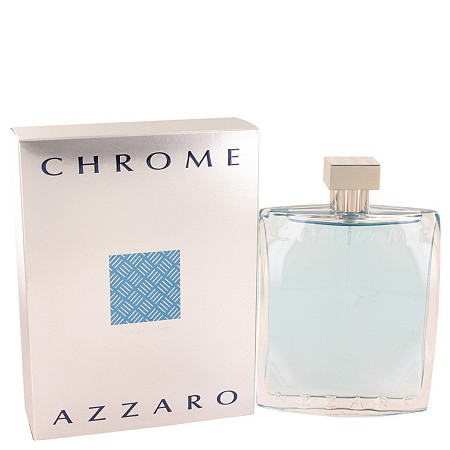 Chrome by Loris Azzaro for Men Eau De Toilette Spray 6.8 oz