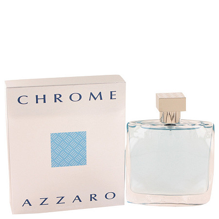 Chrome by Loris Azzaro for Men Eau De Toilette Spray 3.4 oz
